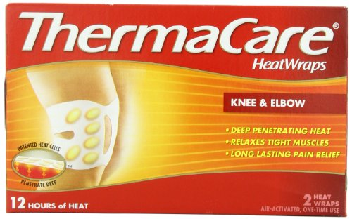 Lowest Price! Thermacare Knee and Elbow 12 Hour, 2-Count (Pack of 3)