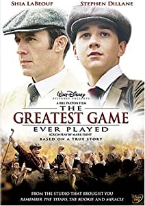 The Greatest Game Ever Played (Bilingual)