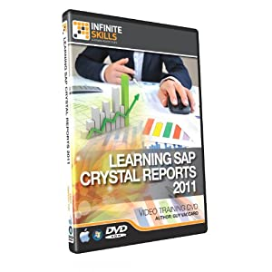 Learning Crystal Reports 2011 - Training DVD