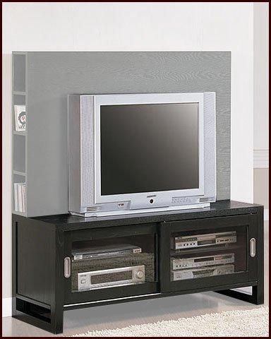 Cheap Black Media TV Stand EL-8028T (B002ALMEYW)