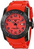 Swiss Legend Men's 10068-BB-05 Commander II Analog Display Swiss Quartz Red Watch