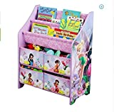 Disney - Tinker Bell Fairies Book and Toy Organizer
