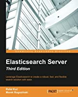 Elasticsearch Server, 3rd Edition Front Cover