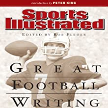 Great Football Writing (       UNABRIDGED) by Rob Fleder (editor) Narrated by Dennis Holland