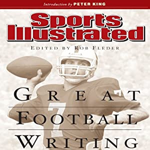 Great Football Writing Audiobook