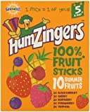 Sunsweet Humzingers Summer Fruits 130 g (Pack of 7)