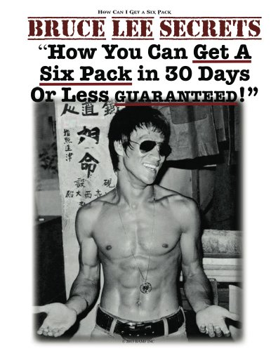 How Can I Get a Six Pack | Bruce Lee Secrets How To Get a Six Pack in 30 days