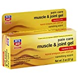 Rite Aid Pharmacy Muscle & Joint Gel, 2 oz (57 g)