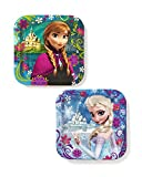 Disney Frozen Dessert Plates 8ct (Assorted)