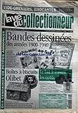 VIE DU COLLECTIONNEUR (LA) [No 290] du 22/10/1999 - vides greniers - brocantes...- calendrier france et la belgique jusqu'au 1 novembre des centaines de petites annonces bandes dessinees des annees 1900-1940 boites a biscuits olibet le lait a travers les outils...