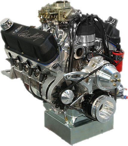 Carroll Shelby Engine Company 351 Windsor, 427 Stage III (600HP)