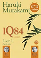1Q84 Livre 1: Livre audio 2 CD MP3 - 592 Mo+ 560 Mo (cc)