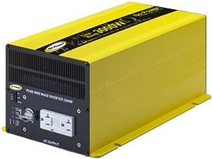Go Power! GP-SW3000-12 3000-Watt Pure Sine Wave Inverter by Go Power!