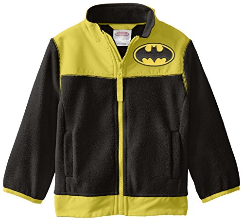 Dreamwave Little Boys' Batman Polar Fleece Jacket at Gotham City Store