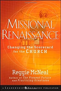 "Cover of ""Missional Renaissance: Changing..."
