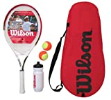 Wilson Roger Federer Junior Tennis Racket Starter Set
