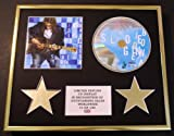JOE BONAMASSA/CD DISPLAY/LIMITED EDITION/COA/SLOE GIN