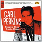 Boppin' Blue Suede Shoesby Carl Perkins