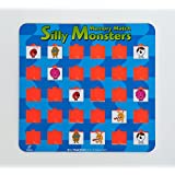 Silly Monster Memory Match