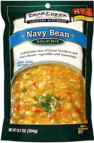 Bear Creek Country Kitchens Navy Bean Soup Mix