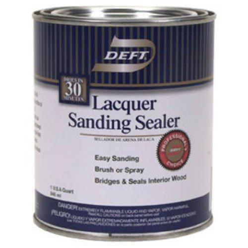 DEFT/PPG ARCHITECTURAL FIN DFT015/04 QT Lacquer Sand Sealer (Wood Sanding Sealer compare prices)