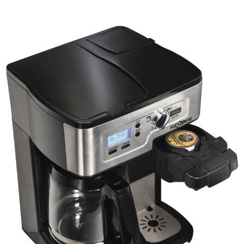 Hamilton Beach Coffee Machine Coffee Maker Espresso Grinder Brews 12 Cup eBay