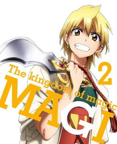 マギ The kingdom of magic 2(イベントチケット優先販売申込券付)(完全生産限定版) [DVD]
