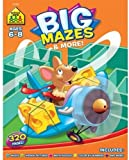 img - for Big Mazes & More: Ages 6-8 book / textbook / text book
