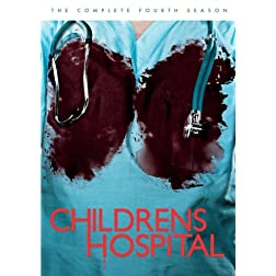 Childrens Hospital: The Complete Fourth Season
