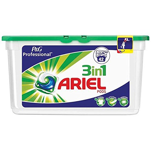 Ariel 3 in 1 Pods Reg (Pack of 3 x 42s)