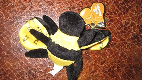 Al Salvino's Bammers Muhammed Ali Bumble Bee Beag Bag Plush