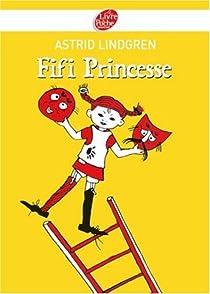 Fifi Princesse par Lindgren