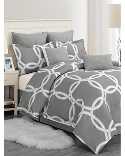 Duck River Textiles Redington Hotel 8-Piece Comforter Set