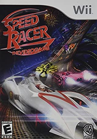 Speed Racer: The Videogame - Nintendo Wii by Sega