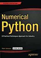 Numerical Python: A Practical Techniques Approach for Industry Front Cover