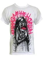 Bring Me The Horizon Zombie Brain T-Shirt , White