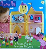 Peppa Pig Princess Tower with Rotating Door Value Set
