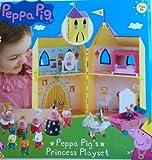 Peppa Pig Princess Tower with Rotating Door Value Set