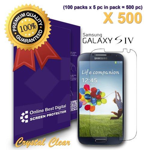OnlineBestDigital - Samsung Galaxy S4 Screen Protector Black Friday & Cyber Monday 2014