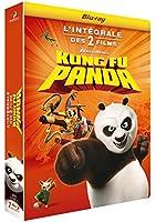Coffret Kung Fu Panda 1 + Kung Fu Panda 2 [Blu-ray]