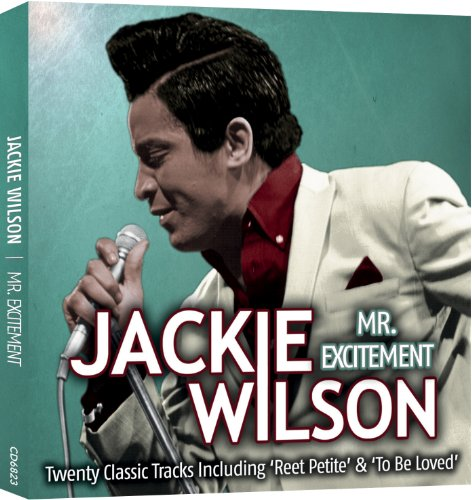 Mr. Excitement by Jackie Wilson