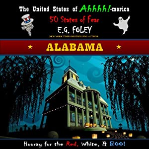 Alabama, The United States of Ahhhh!-merica Audiobook