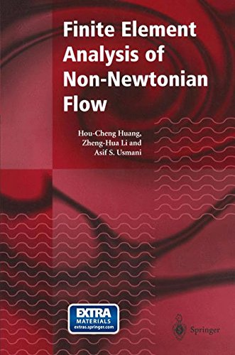 Finite Element Analysis of Non-Newtonian Flow: Theory and Software
