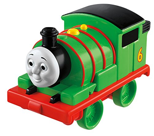 Fisher-Price My First Thomas The Train Push Along Percy Train - 1