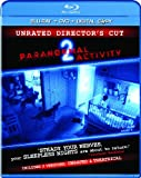 Paranormal Activity 2 (Unrated Director's Cut Blu-ray/DVD Combo + Digital Copy)