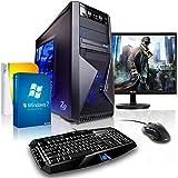 "Komplett-PC Gaming-PC Six-Core AMD FX-6300 6x3.5GHz (Turbo bis 4.1GHz) • 22"" LED Bildschirm • Tastatur/Maus • Windows 7 64bit • GeForce GTX960 • 1TB HDD • 8GB RAM"
