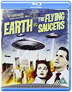 Earth Vs the Flying Saucers [Blu-ray] [Import]
