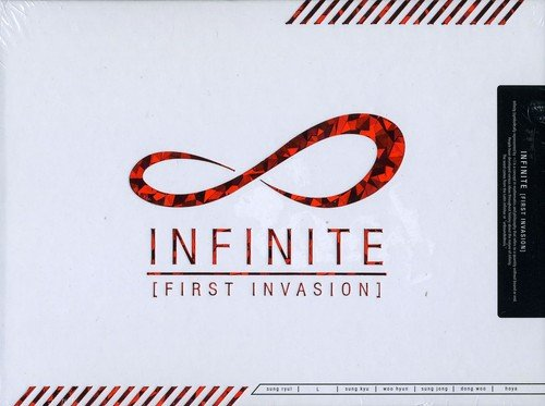 CD : Infinite - First Invasion (Asia - Import)