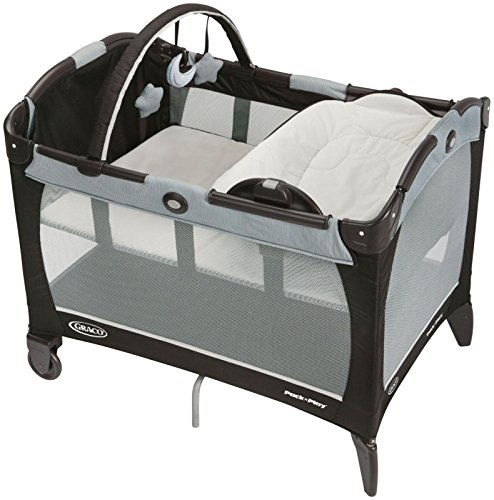 Graco Pack 'N Play Playard With Reversible Napper & Changer - Coco front-986