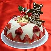 2015クリスマスアイスケーキ苺のミルフィーユ